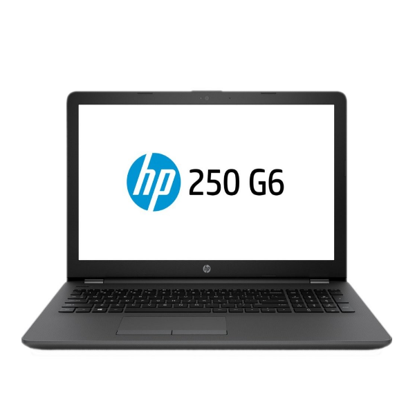 HP 250 15.6 i3-6006U / 4GB DDR4 / 128GB SSD / DVD / W10