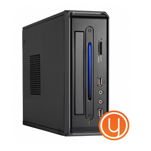YOURS ORANGE / ITX / CEL 3930 / 4GB / 240GB SSD / HDMI / W10