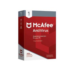 McAfee Antivirus 1-PC 1 Jaar | Computerhulp Stedendriehoek
