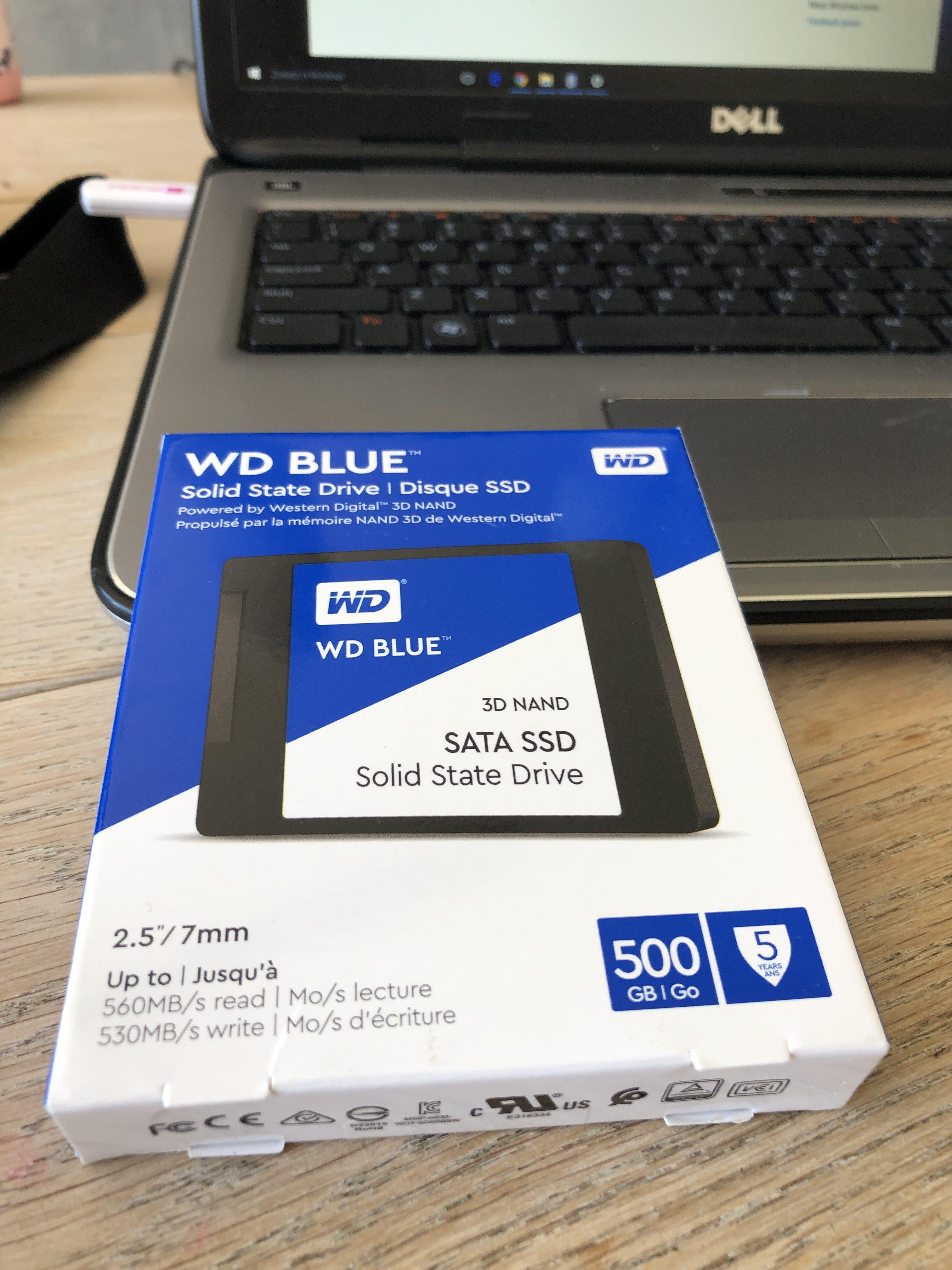 SSD schijf inbouwen | Computerhulp Stedendriehoek